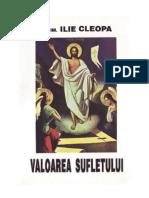 Cleopa, Arhim. Ilie - Valoarea Sufletului v.1.0