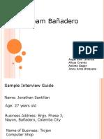Team Bañadero