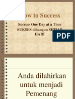 How to Success