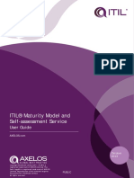 ITIL Maturity Model SA User Guide v1 2W