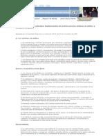 Declaración sobre los principios fundamentales de justicia para las víctimas de delitos y del abuso de poder