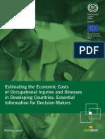 ILO Estimating the Economic Costs PUBLISHED 2016