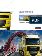 Daf Brochure Xf105 2014 Euro 5 Rus