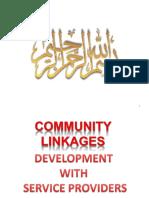 Community Linkages GOHAR