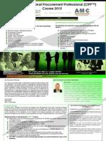 Certified International Procurement Professional 2010