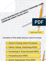 PPT ARDS (Acute Respiratory Distress Syndrome)