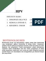 Vaksin HPV Biotek Fix