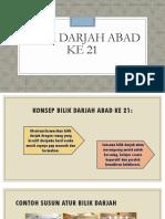 BILIK DARJAH ABAD KE 21.pptx