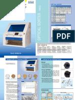 RMGS 1404 Optical Sorter
