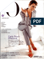 08 | YO dona | - | 147 | Spain | Unidad Editorial, Revistas S.L.U. | Interview Belinda Tato | pg. 12-17