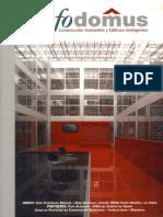 06 | Infodomus | Construcción Sostenible y Edificios Inteligentes | - | 4 | Spain | Informanews Iberia | Varios proyectos