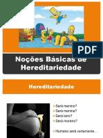 Nocoes Basica Hereditariedade