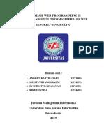 MAKALAH WEB PROGRAMMING II.docx