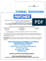 On-Site Paychex Flier 11-5-2010