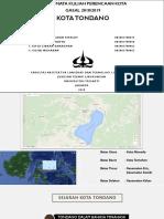 PPT Perkotaan Kota Tondano