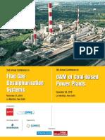 Brochure Flue Gas Desulphurisation Systems November2018