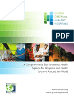 Global Green and Healthy Hospitals Agenda