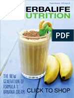 Herbalife Product Brochure 2018