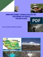 Tecnologicas de Riego Tecnificado Cusco