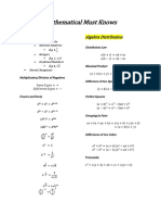 General Mathematics Notes (Must Read).docx