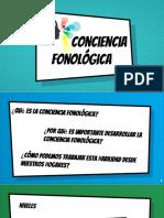 PPT conciencia fonológica