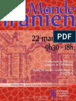 Journee Monde Iranien 2019