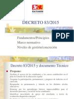 DECRETO 83.ppt