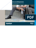 IESE Entrepreneurship Report