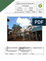 Inspeção de Segurança NR-13 Caldeira CA-0802 (Monodrum) BP TRO