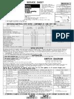 Ksc23c8 Tech Sheet