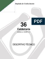 Caldeiraria 2019