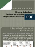Proceso de Homonización