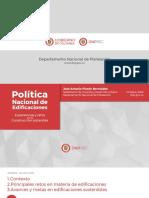 20181025_ Final Politica Nacional de Edificaciones Sostenibles