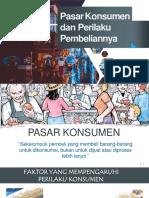 PPT Klp. 4 ~ Pasar Konsumen & Perilaku Pembeliannya