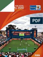 Football for Hope Festival 2010 Report
