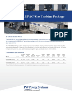 FT8 MOBILEPAC Gas Turbine Package