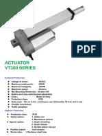 VT300 Linear Actuator(1)