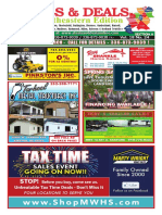 Steals & Deals Southeastern Edition 3-28-19