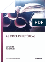 As Escolas Historicas