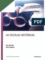 As Escolas Historicas