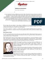 As Mulheres e o Direito - Histórias de Pioneirismo