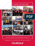 watford local election manifesto 2019 final