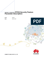 Base Station RTOS Security(SRAN15.1_Draft a)