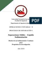 Diseño Sedimentador de Investigación 2018.docx