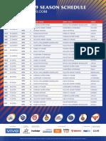 VIVO IPL 2019 MATCH SCHEDULE.pdf