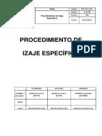 Procedimiento de Izaje Específico.docx