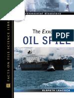 Páginas DesdeThe Exxon Valdez Oil Spill (Environmental Disasters)Elspeth Leacock (2005)