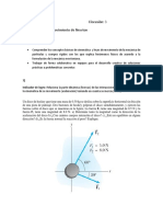 Discusión 6 de Física I Energía Potencial