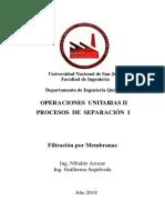 Guía de Ejercitación 05 2018 Filtración por Membranas (1).pdf