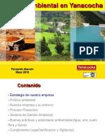 Estrategias, Practicas y Estándares en La Gestión Medio Ambiental de La Actividad Minera 31 Mayo 16 UPN Final (2)